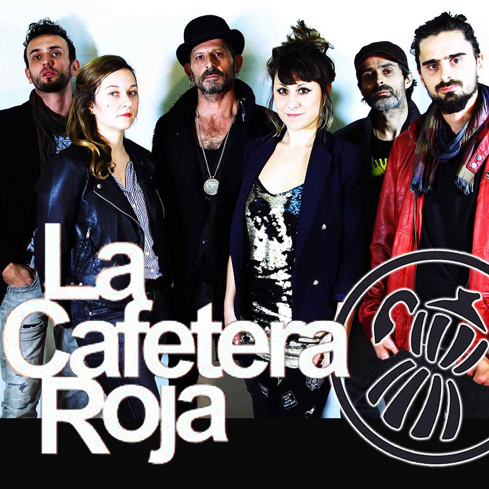 Saalekiez und La Cafetera Roja
