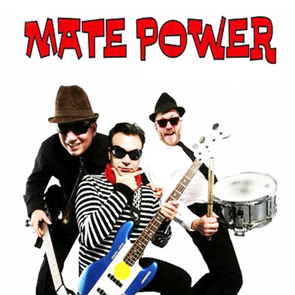 Saalekiez und Mate Power