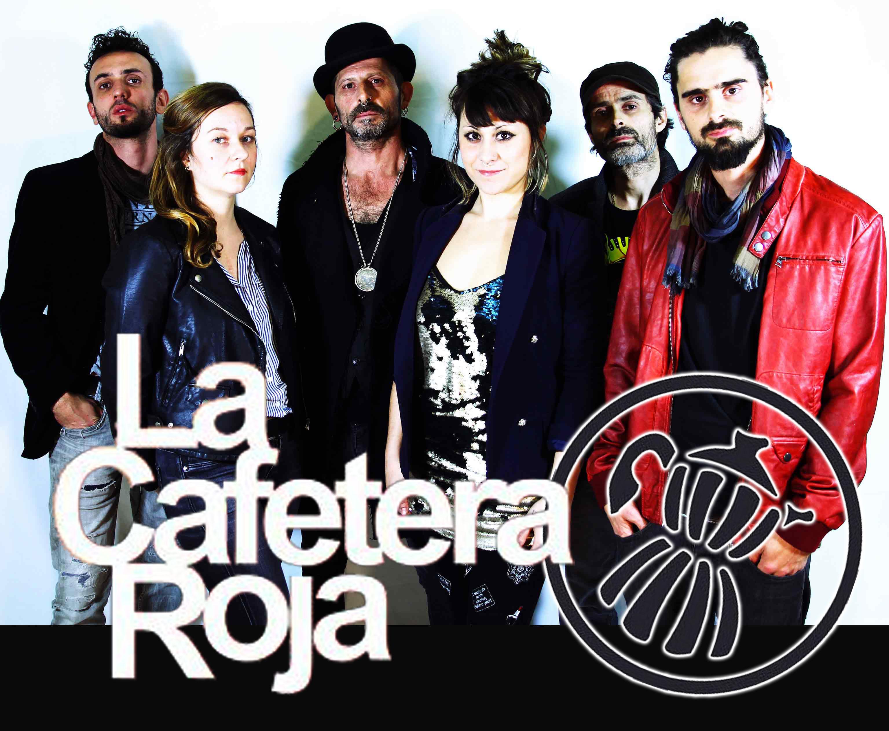 Café Saalekiez, Felsenbühne, La Cafetera Roja