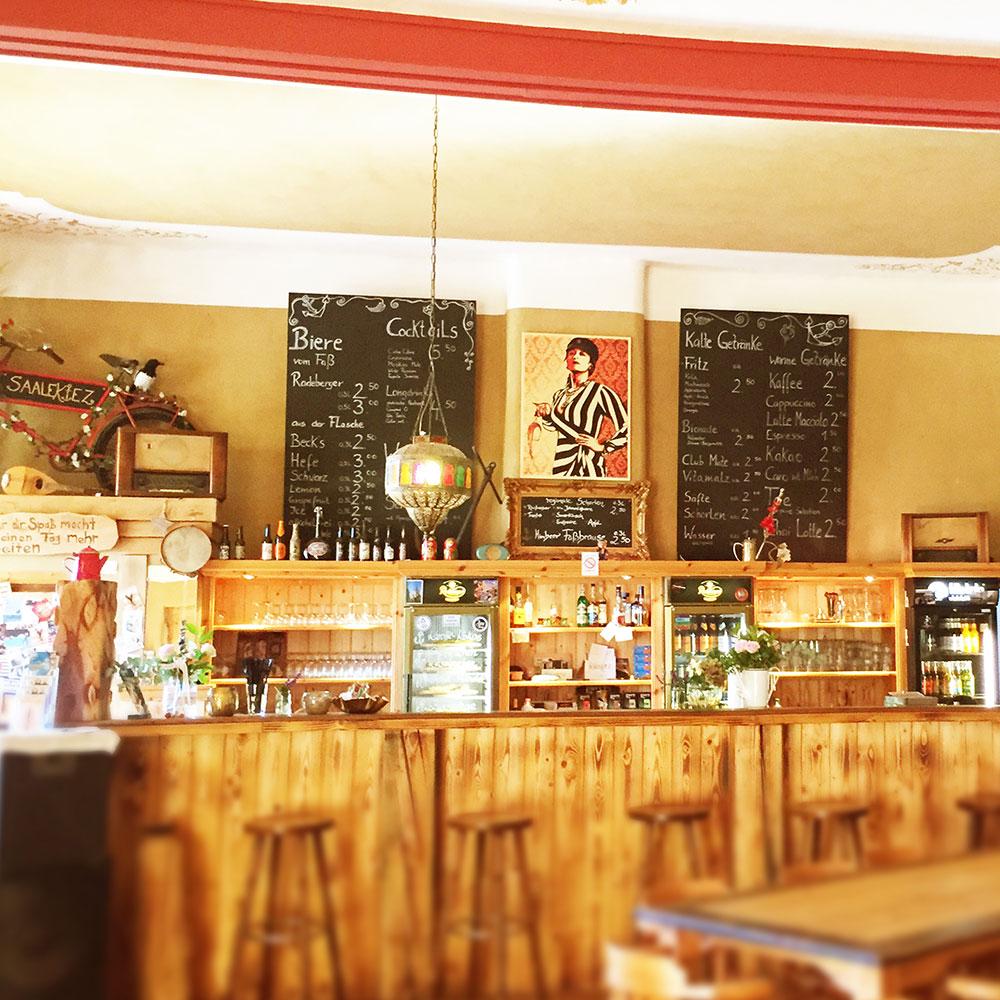 Bar Café Saalekiez