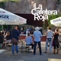 La Cafetera Roja im Sommer 2017 auf der Felsenbühne im Saalekiez