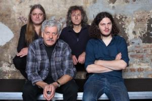 Engerling Blues Band im Saalekiez
