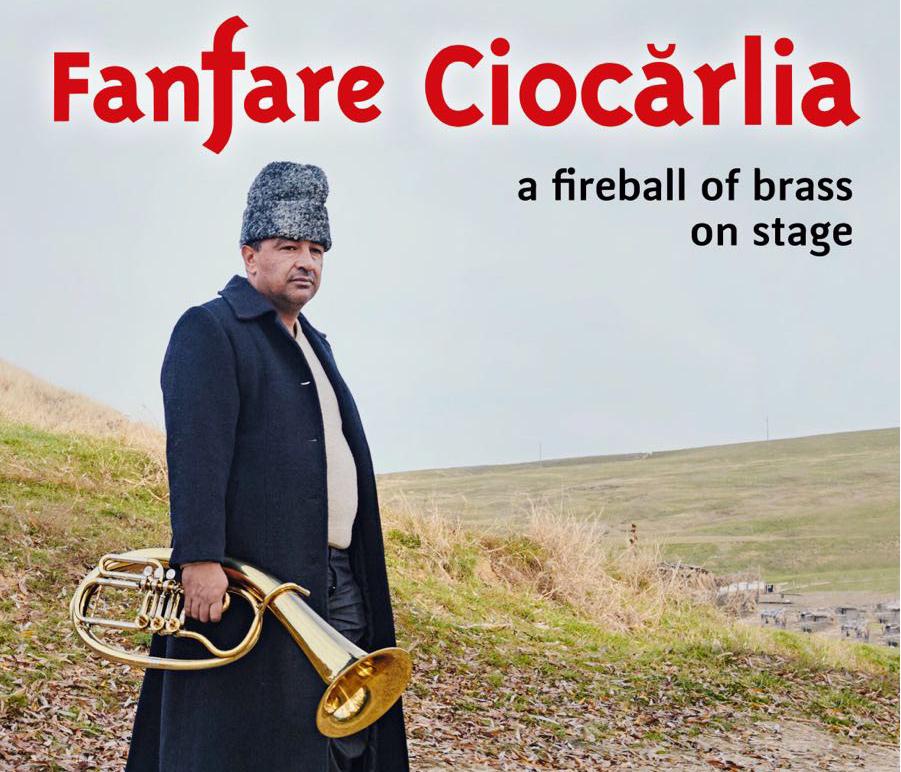 Fanfare Ciocarlia im Café Saalekiez