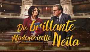 Kino Sommer Saalekiez Die brilliante Mademoiselle Neila