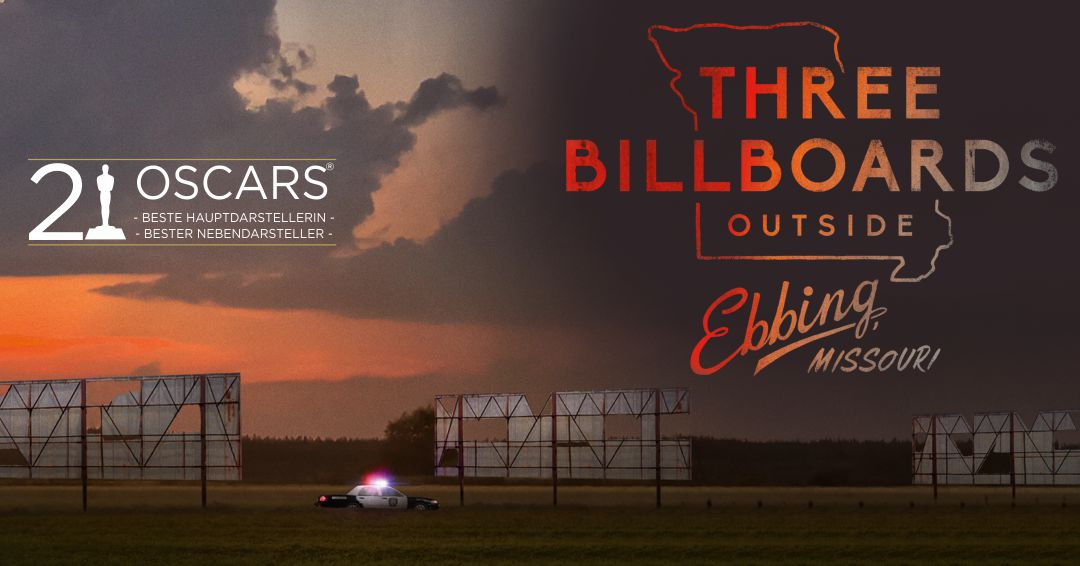 Kino Sommer im Saalekiez Three Billboards Outside Ebbing Missouri